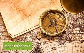 Unterwegs - GPS, Kompass, Messgeräte