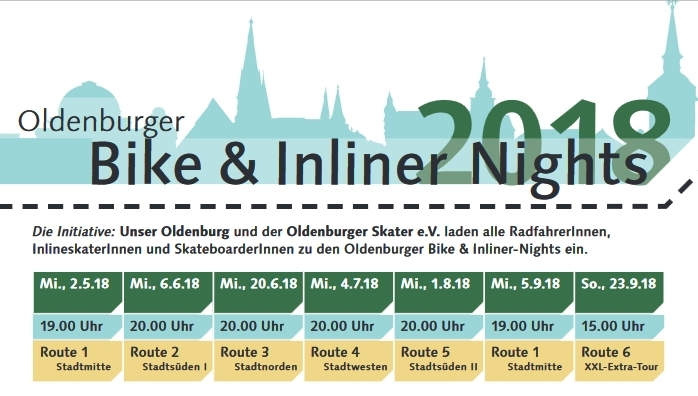 Oldenburger Bike & Inliner Nights
